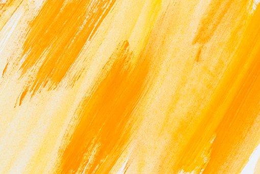 Texture Rays, Yellow Orange, Posters