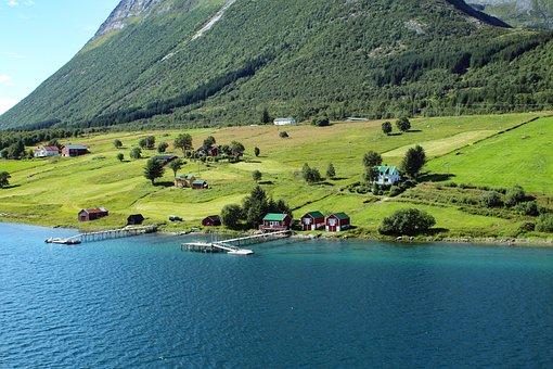 Scandinavia, Norway, Arctic Circle