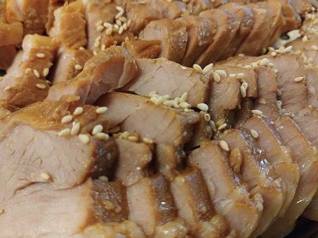 Bossam, Suyuk, Ham Hocks, Pork, Dining Room