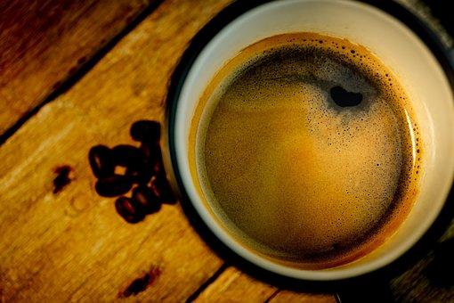 Coffee Cup, Wood, Caffeine, Morning, Coffee, Espresso