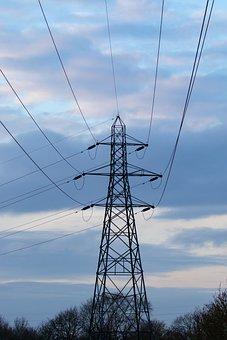 Electricity Pylon, Pylon, Energy