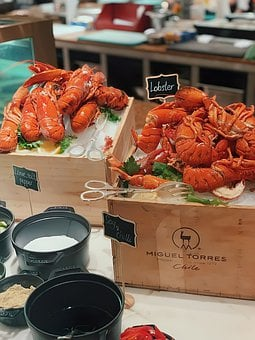 Lobster, Chile, Seafood, Eat, Sea, Fish, Lunch