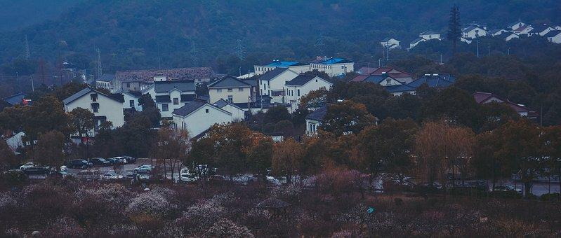 China Wind, Suzhou, Fragrant Snow Sea