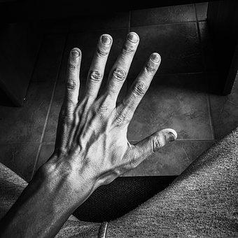 Hand, Veins, Skin, Nature, Healing