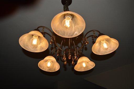 Lamp, Lights, Light, Energy, Idea, Electricity, Lantern