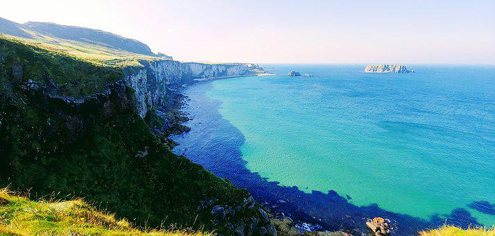 Ireland, North Ireland, North, Sea