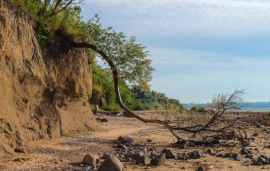 Beach, Baltic Sea, Landscape, Coast