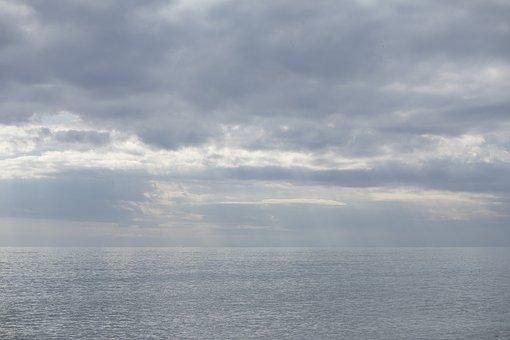 Marine, Sky, Beach, Landscape, Sunset, Water, Nature