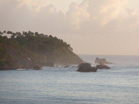 Coast, Coastline, Scenery, Sea, Ocean