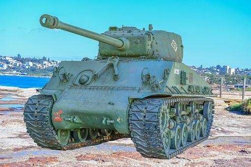 Sherman Tank, Ww2, History, Armour