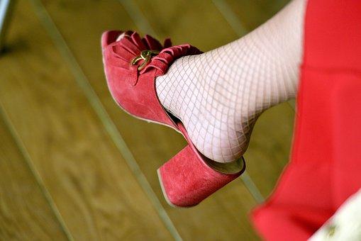 Shoe, Fashion, Woman, Foot, Human Foot