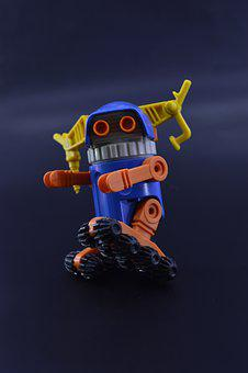 Robot, Toy, Machine, Technology, Robotics, Cyborg