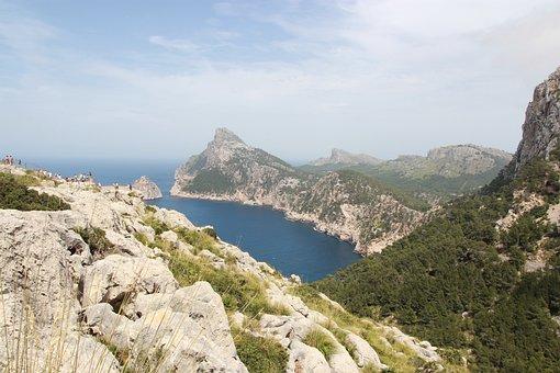 Mallorca, Sea, Vacations, Island