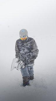 Snow, Blizzard, Nature, Ice, Cold, Landscape, Winter