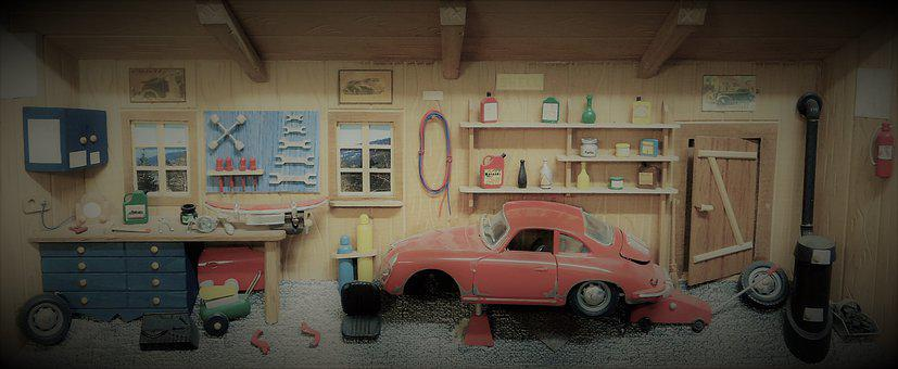 Modelling, Wood Picture, 3D