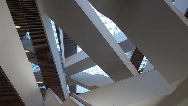 Staircase, Modern, Stairs, Architecture, Interior