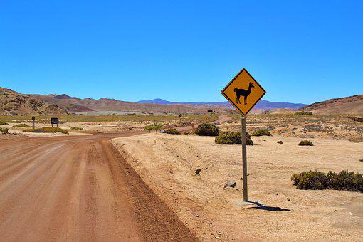 Chile, Atacama, Desert, Nature, Andes
