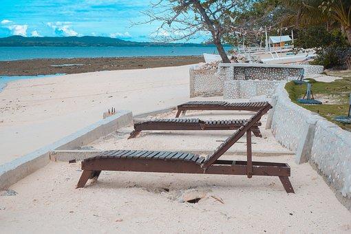 Background Texture, Beach, Beach Bed