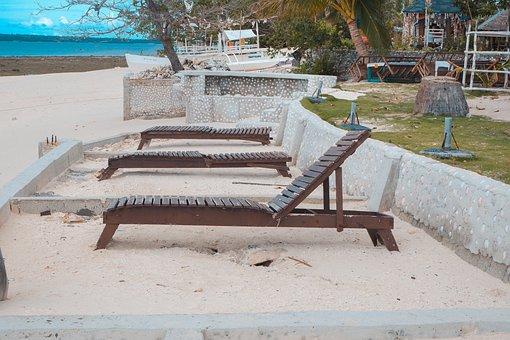Background Texture, Beach, Beach Bed, Beautiful, Beauty