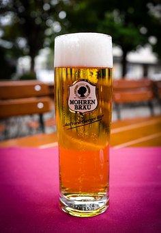 Beer, Beer Garden, Guest Garden, Drink, Vorarlberg