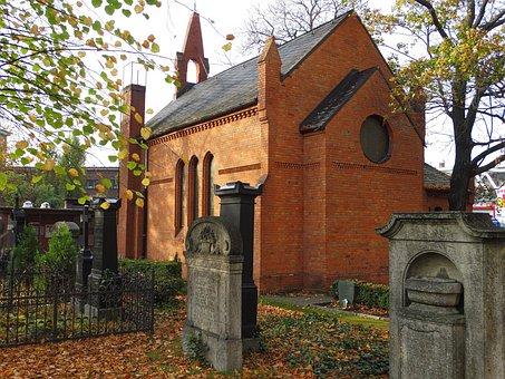 New Twelve-apostles-church Yard, Cemetery, Berlin