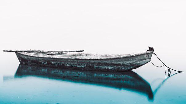Boat, Water, Sea, Nature, Travel, Sky, Landscape