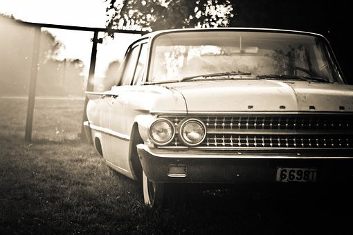 Car, Ancestor, Vintage, Bodywork, Auto