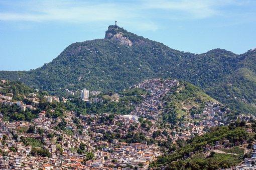 Brazil, Rio, Landscape, Tourism