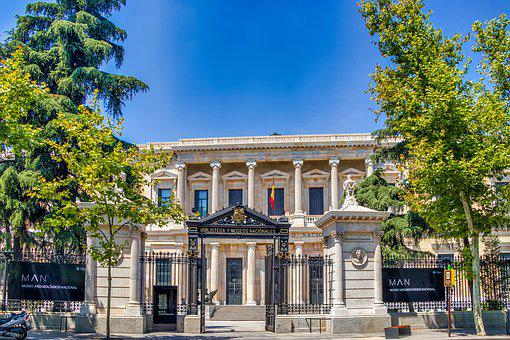 Madrid, Spain, Architecture, City, Buildings, Monument