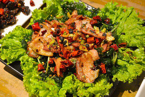 Spicy Food, Chinese Food, Spicy, Food, Chinese, Chilli