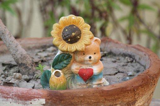 Plant, Decoration, Display Item, Pot