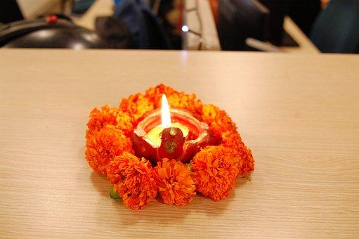 Diwali, Earthen Lamp, Deepawali, Festival, Lamp