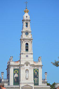 Building, Church, Sanctuary, Fatima