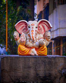 Shree, Ganesh, Idol, Ganapati, Spirituality, India, God