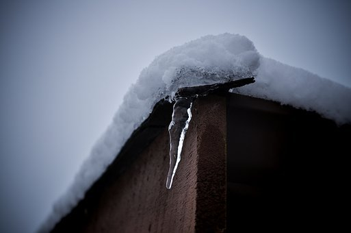 Winter, Cold, Ice, Icicle, Snow, Nature, Frost, Frozen
