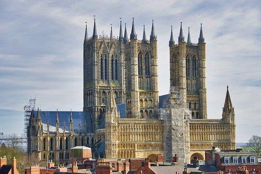 Cathedral, Lincoln, Architecture, Lincolnshire