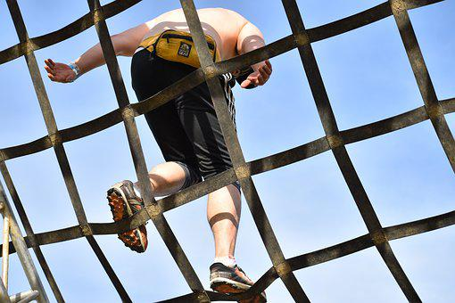 Man, Spartan, Fitness, Challenge, Competition, Race