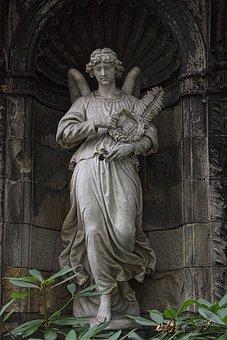 Matthäus-kirchhof, Cemetery, Berlin, Mourning