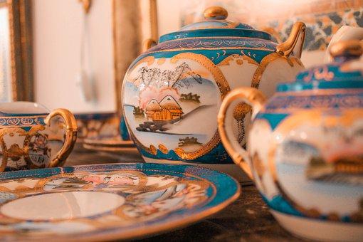Detail, Antique, Goods, Old, Ancient, Texture
