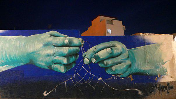 Tag, Wall, Night, Graffiti, Painting, Urban, Creativity