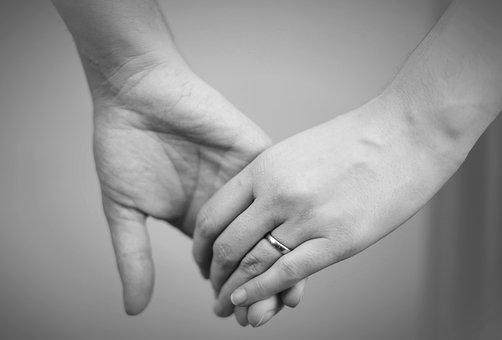 Connection, Hands, Finger, Pair, Love, Man And Woman