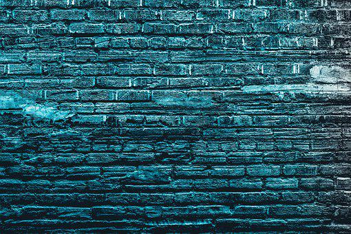 Wall, Texture, Pierre, Bricks, Structure, Blue, Surface