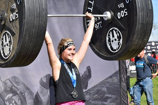 Woman, Spartan, Fitness, Challenge, Competition, Race