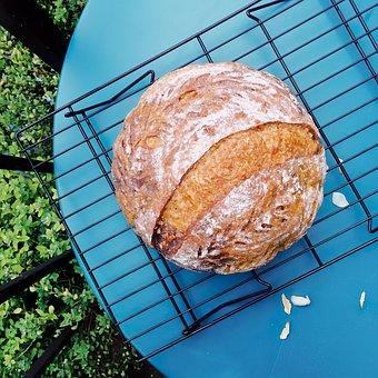 Food, Cake, Sourdough Bread, Sweet