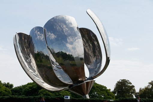 Buenos Aires, Art, Artificial Flower, Sculpture