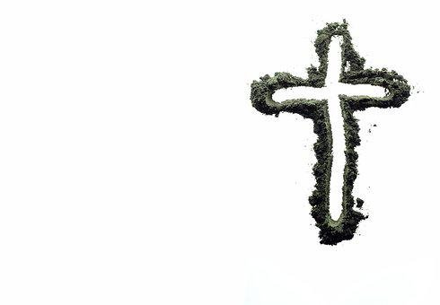 Great Post, In, Ash Wednesday, Post, Quadragesima, Sin