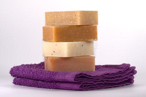 Soap, Washcloth, Hygiene, Wash, Clean, Shower, Bathroom