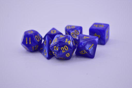 Dice, Role, Game, Playing, Colorful, Play, Pay, Cube