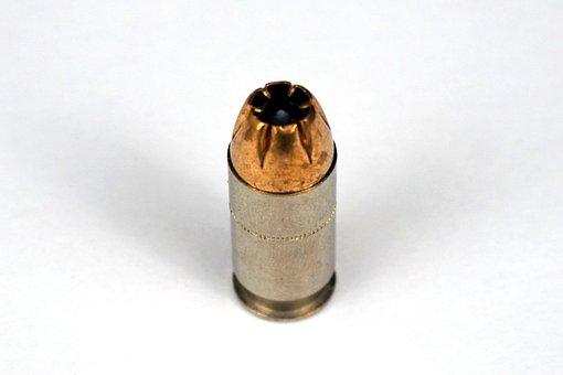 Ammo, Ammunition, Bullet, Defense