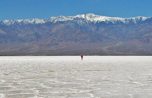 Death Valley Np, California, Desert, Usa, Nature